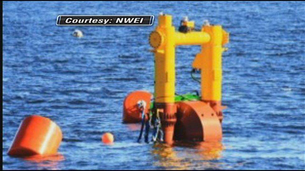 Wave Energy Technology-New Zealand (NET-WZ)