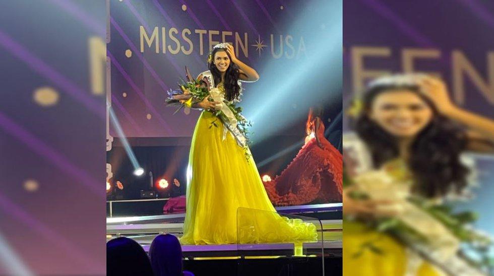 Kauai's own Ki'ilani Arruda crowned Miss Teen USA 2020 in Memphis, Tenn.