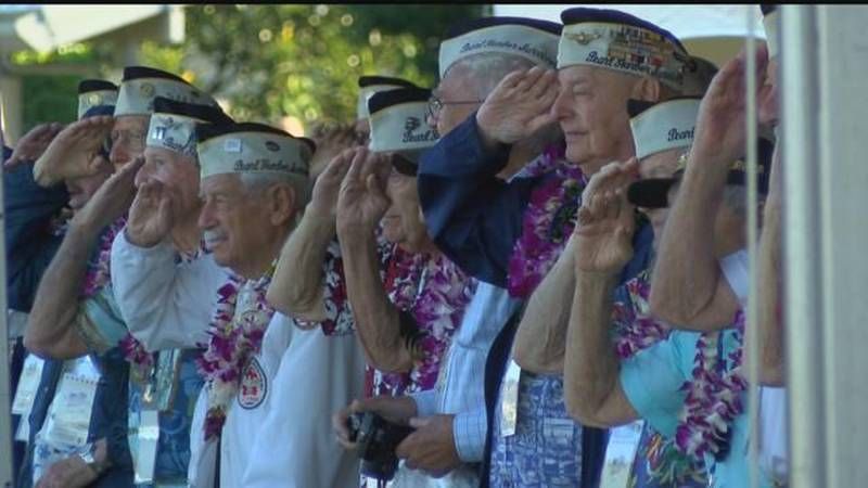 EXCLUSIVE: President sought for 75th Pearl Harbor ceremonies