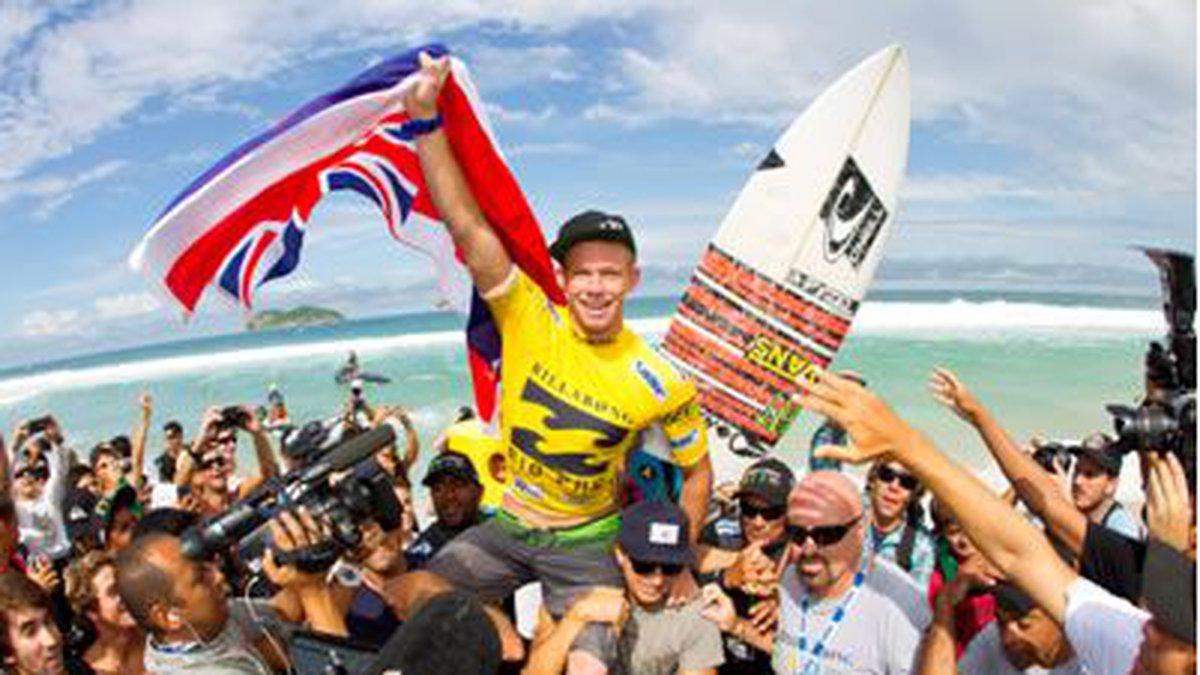 Hawaii's John John Florence wins 2012 Billabong Rio Pro