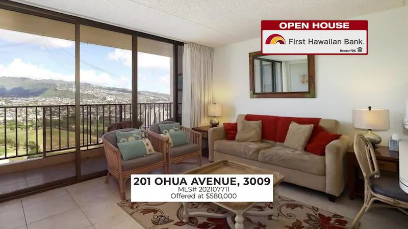 Open House: Pet friendly unit in Launani Valley and newly renovated unit in the heart of Waikiki
