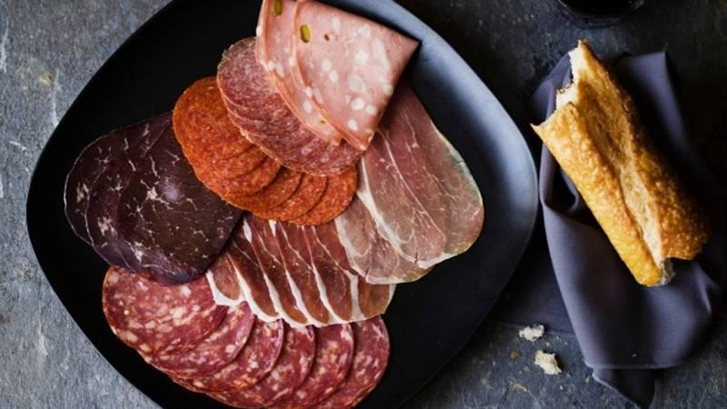 Italian meats are the suspected culprit in a salmonella outbreak.