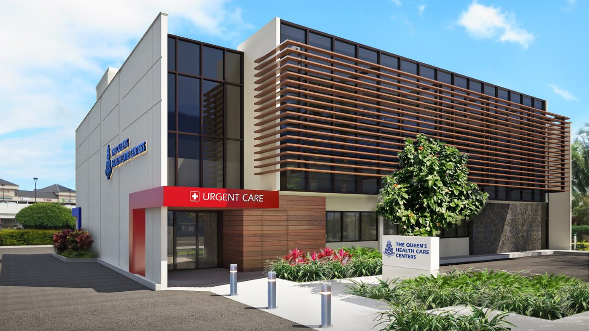 Queens Island Urgent Care will open in Jan. 2020, with other services beginning later in the...