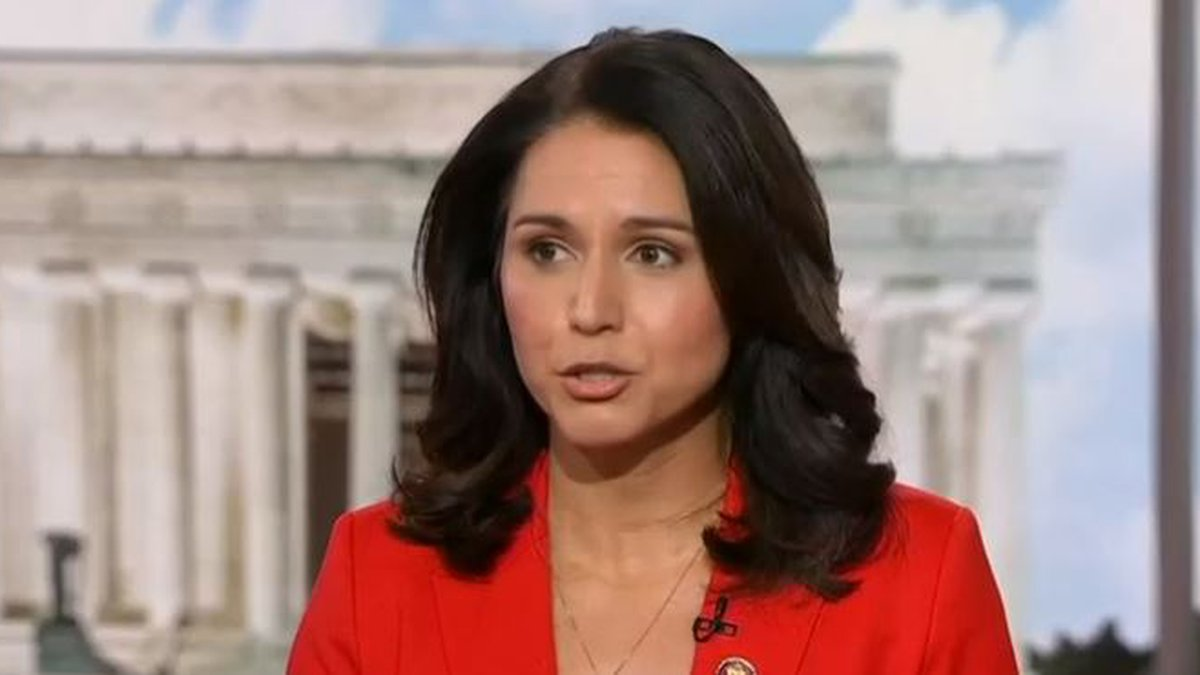 U.S. Rep. Tulsi Gabbard is on the defensive, less than a week after launching her presidential...
