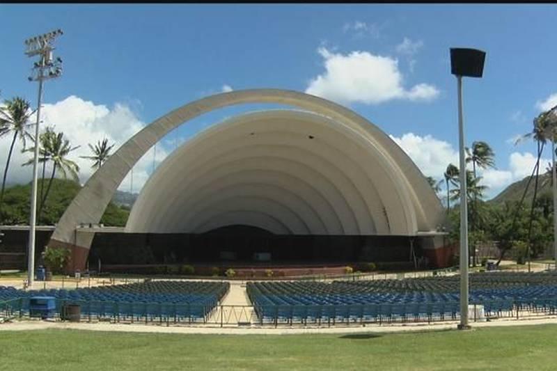 Waikiki Shell officially named after concert promoter Tom Moffatt