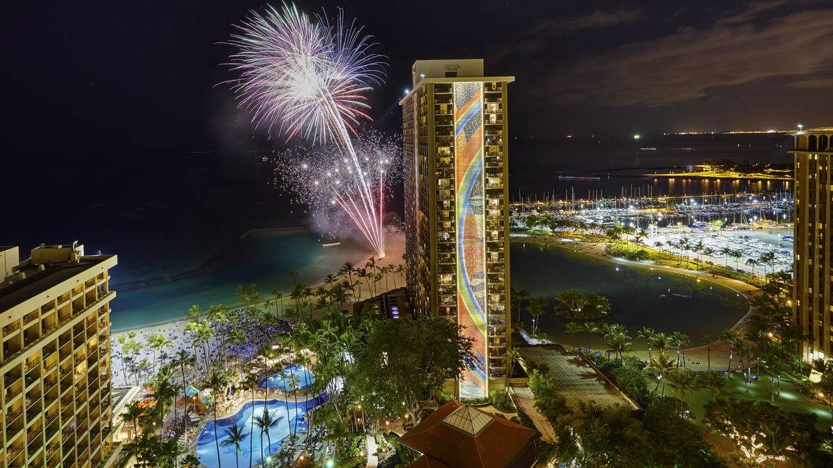(Image: Hilton Hawaiian Village)
