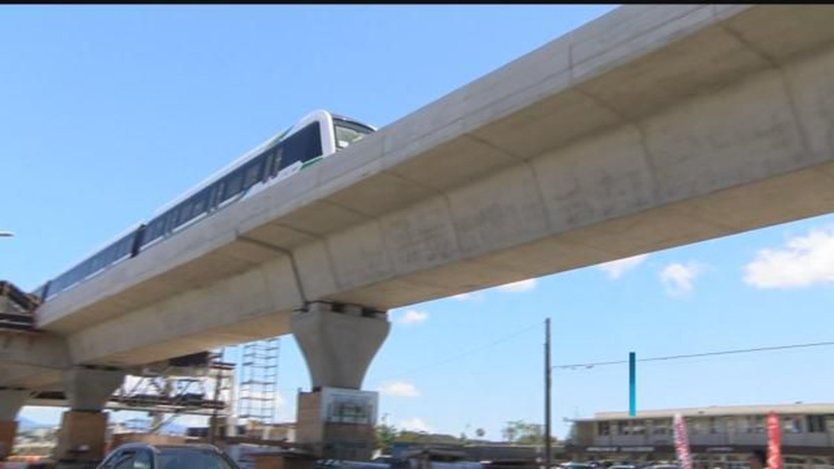 GF Default - Overbudget again: Honolulu rail project's price tag grows to $8.3B