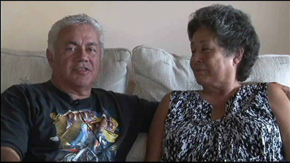 Robert & Mary Vickers