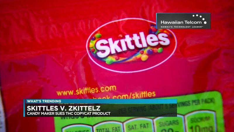 What's Trending: Zkittelz lawsuit, Will Smith 'dad bod', Bob Ross roller coaster
