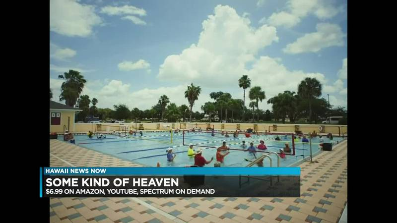 Terry Hunter reviews SOME KIND OF HEAVEN