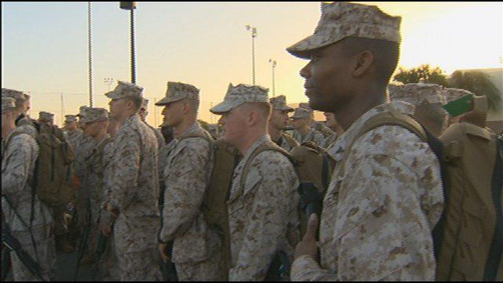 Hawaii-based Marines