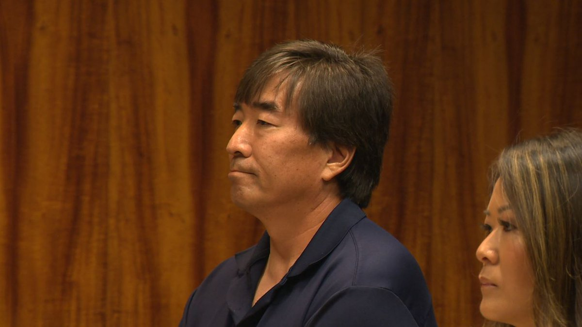 Albert Lee in a previous court appearance.