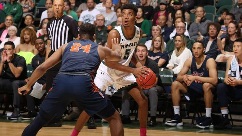 The UH men's basketball team will close out its regular-season on the road against UC Davis and...