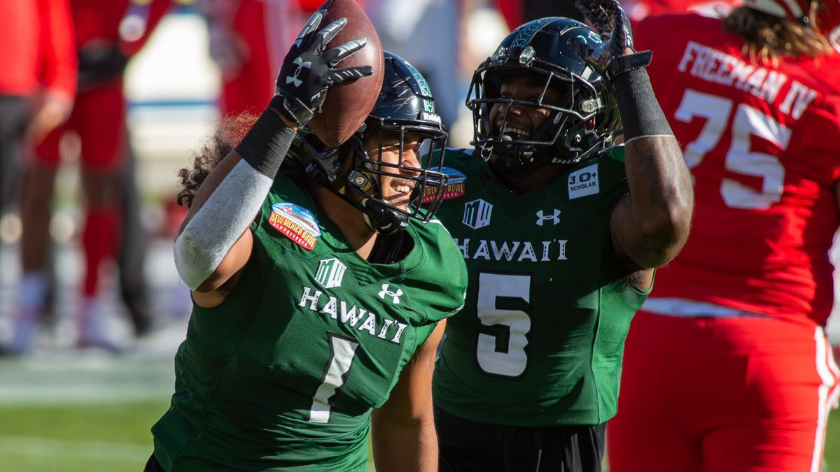 Just one day after the University of Hawaii football team announced that CBS Sports will air...