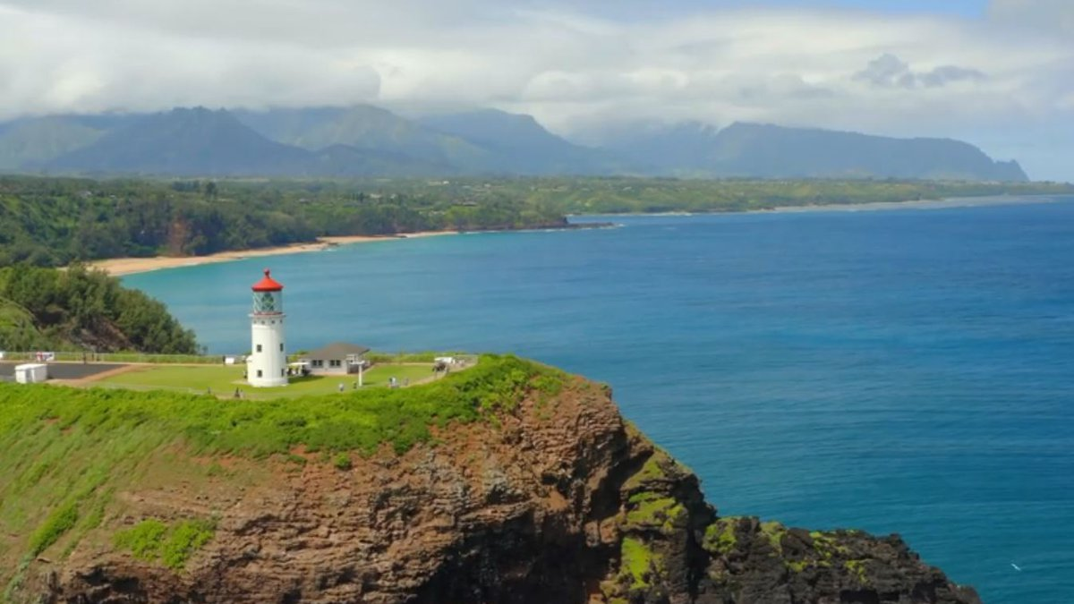 The Kilauea Lighthouse on Kauai's northern side is among the many popular attractions featured...