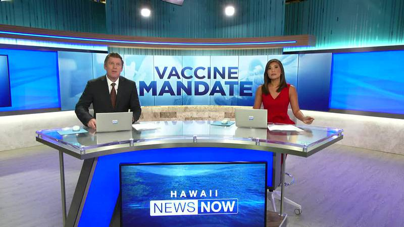 Hawaii government workers, contractors rushed to get vaccinated as mandates went into effect