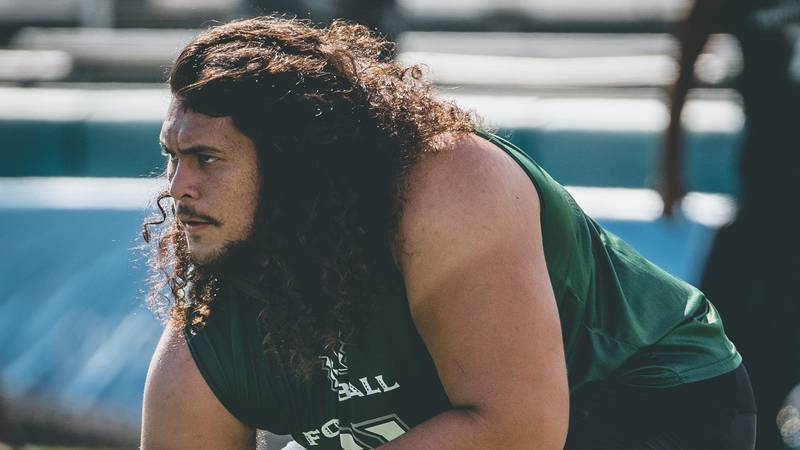 As the 2021 Rainbow Warriors football season continues, new players are starting to make key...