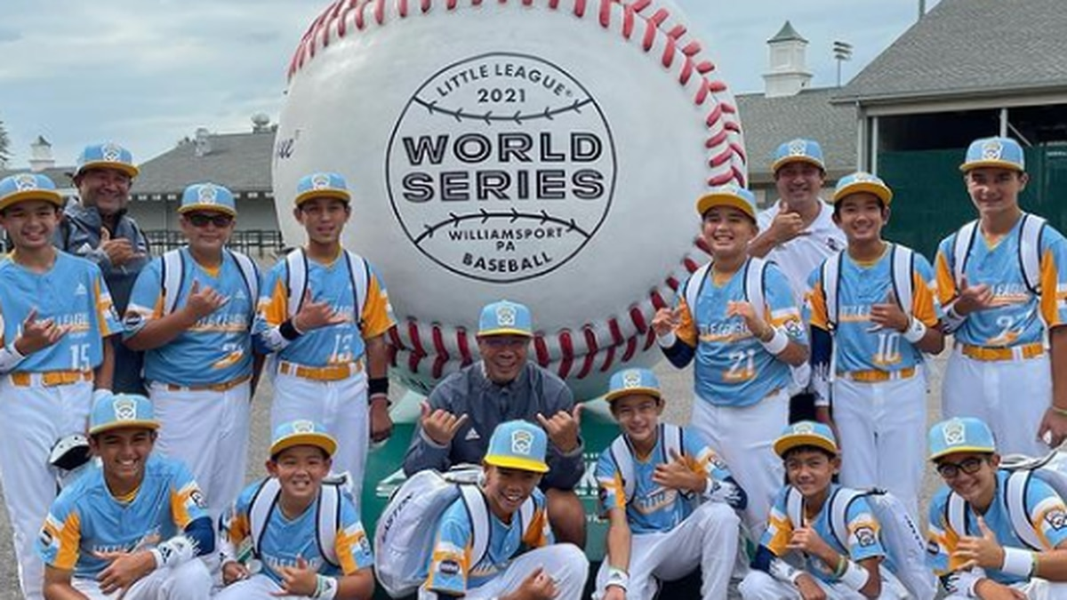 """The """"HNL boys"""" are off to a hot start, downing Conneticut 9-1 in the opening round of the 2021..."""