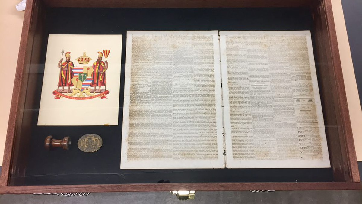 These rare documents will be on display at the upcoming open house.