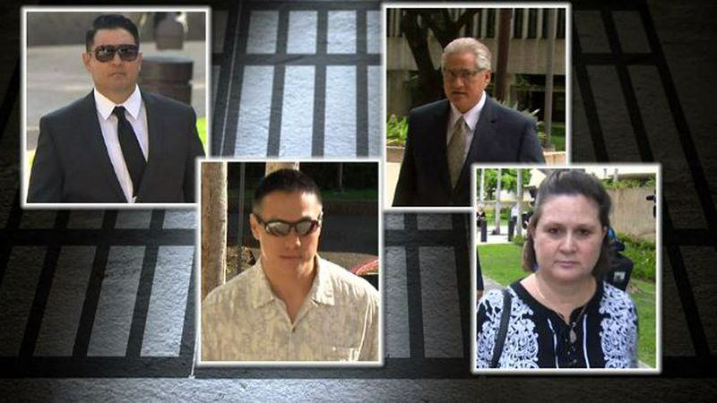 Tentative release dates have been set for Kealoha co-conspirators.