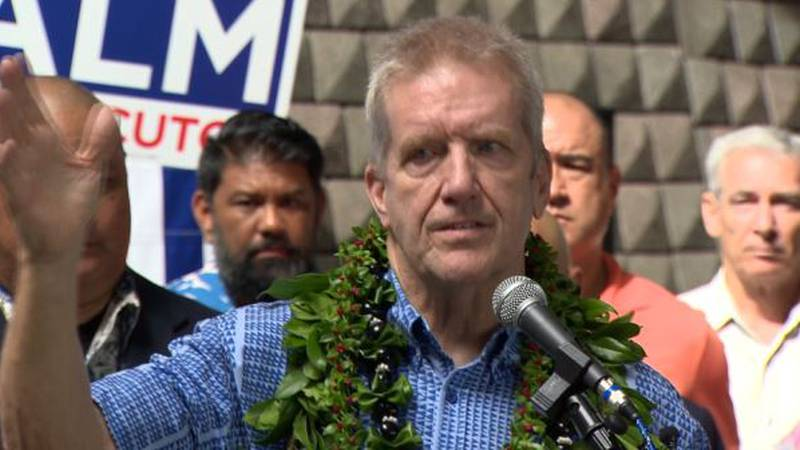 A prominent former judge is running to serve as Honolulu's city prosecutor.