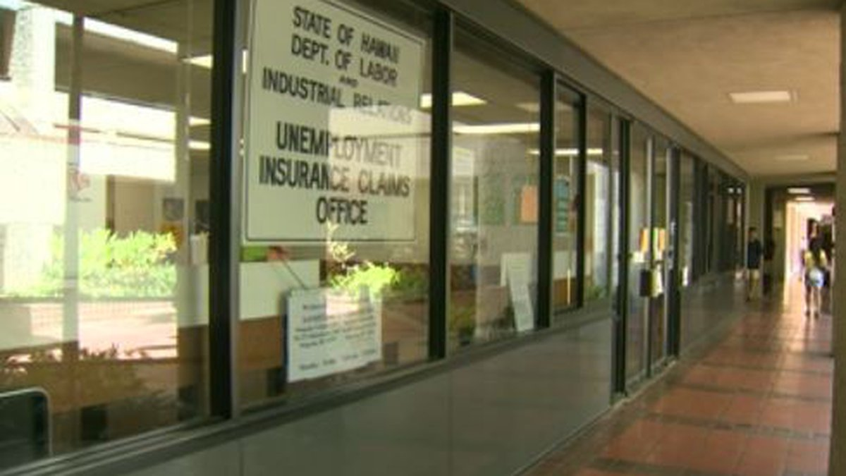 State of Hawaii unemployment office