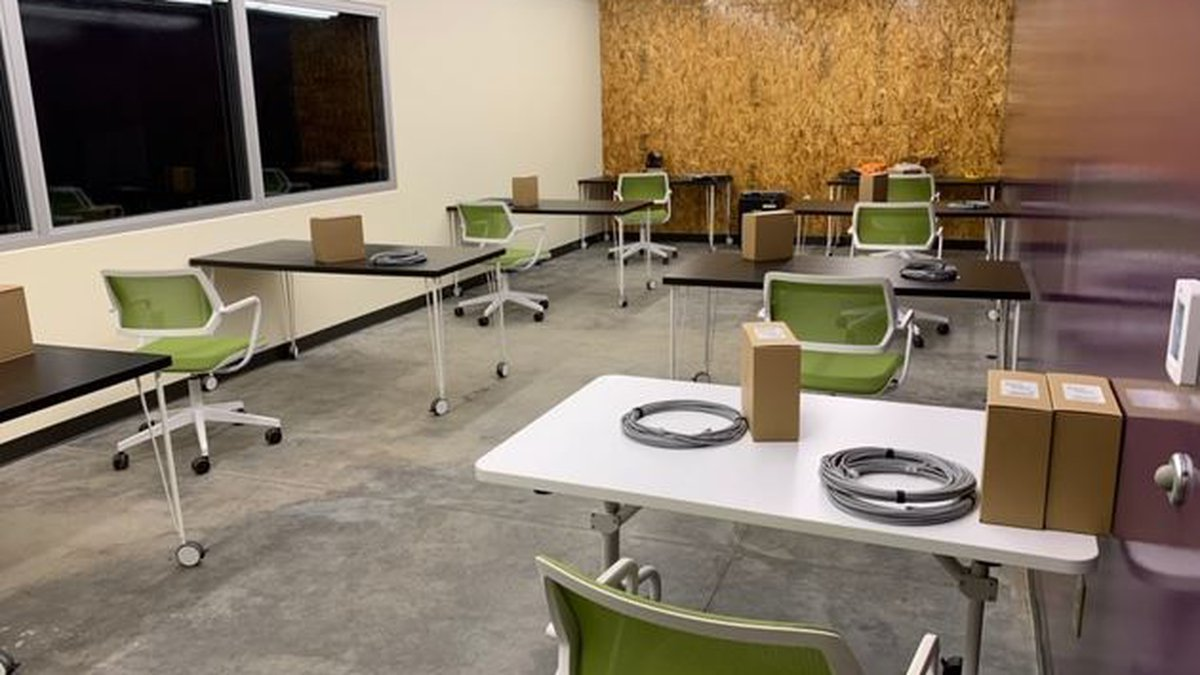 New call center for the state unemployment office