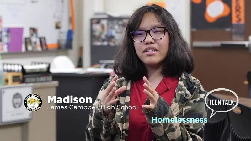 Teen Talk: Homelessness