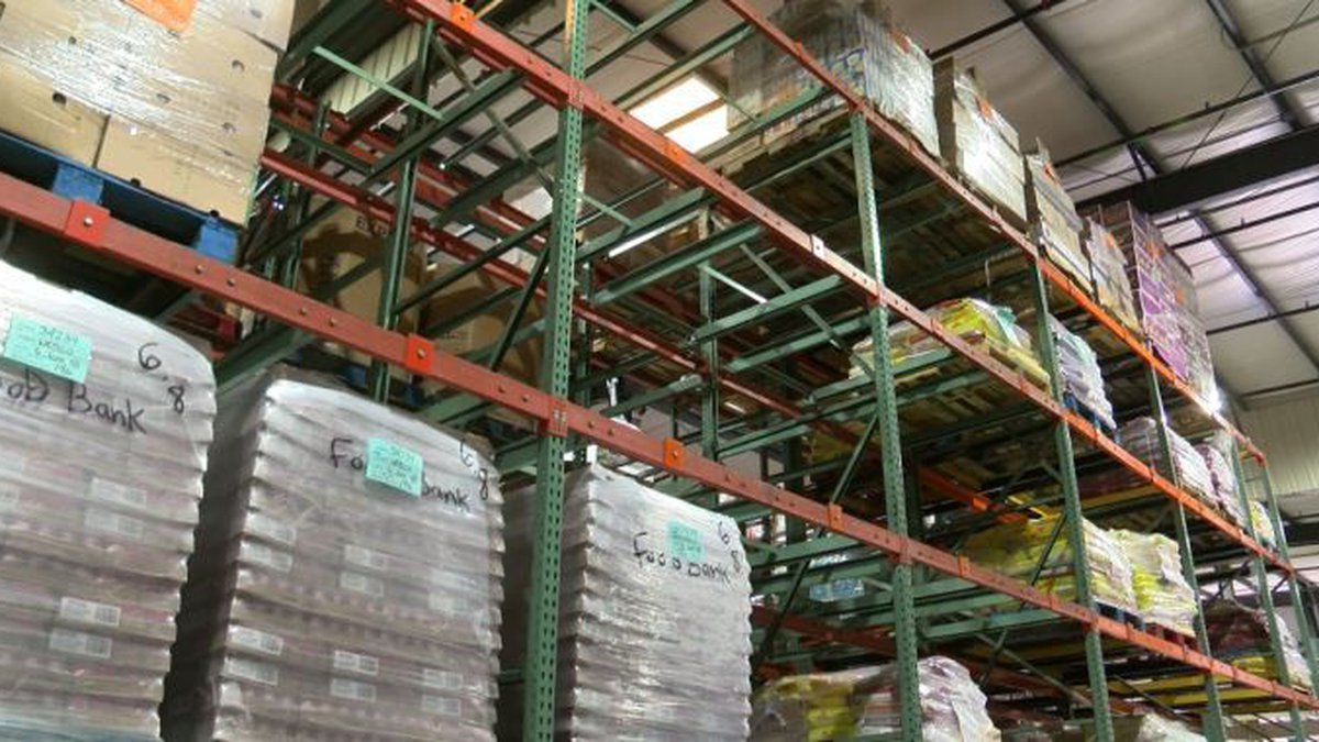 The Hawaii Foodbank is running short on supplies at a time when need is high. (Image: Hawaii...