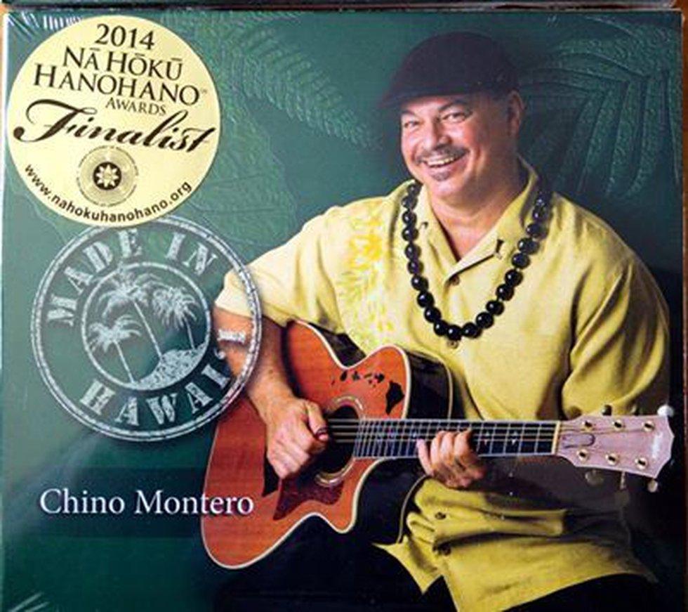 """Chino Montero's album """"Made In Hawaii"""""""