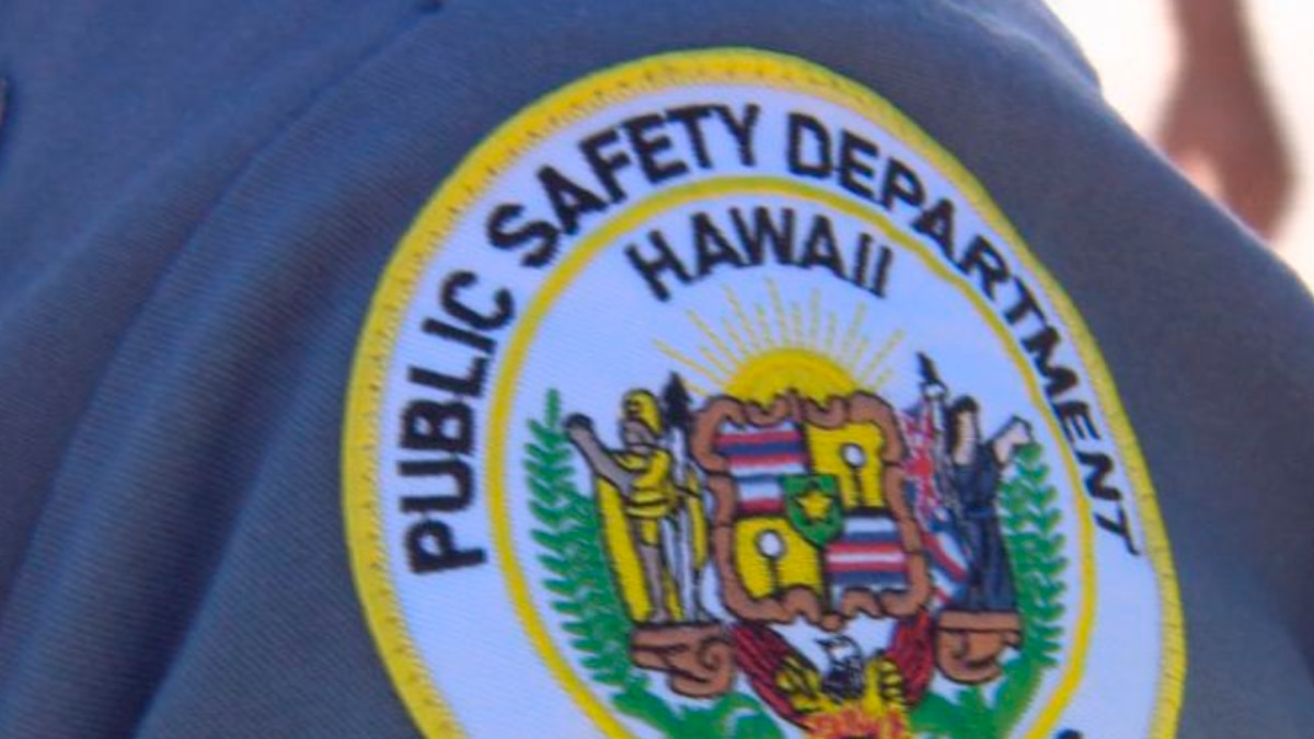 Department of Public Safety / Hawaii
