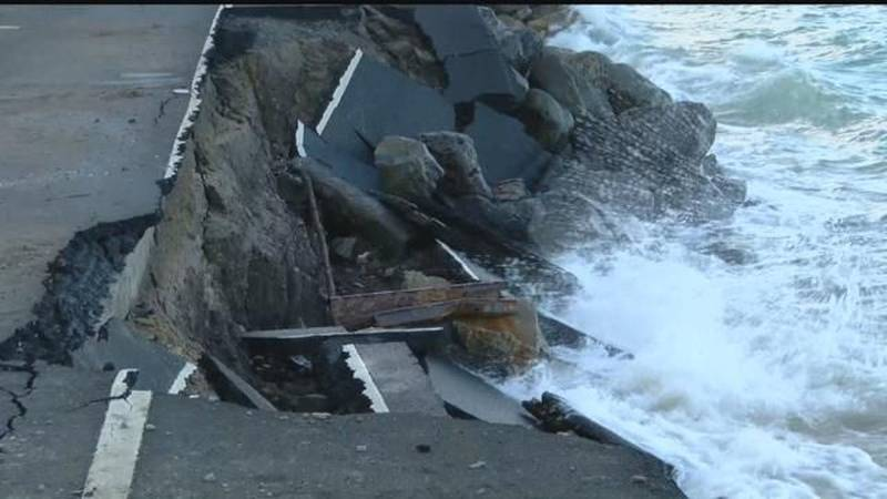 State moves up plans to fix stretch of Kamehameha Highway facing erosion threat