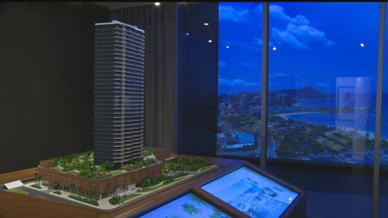 Luxury Kakaako condo project canceled after slow sales