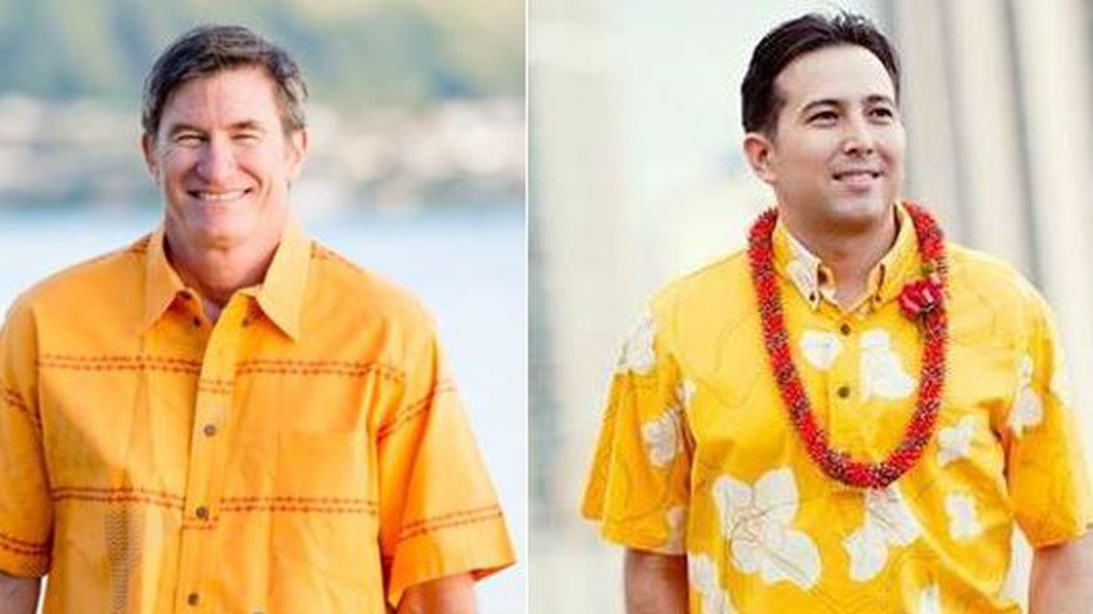 A rematch between Trevor Ozawa and Tommy Waters to represent Honolulu City Council District 4...