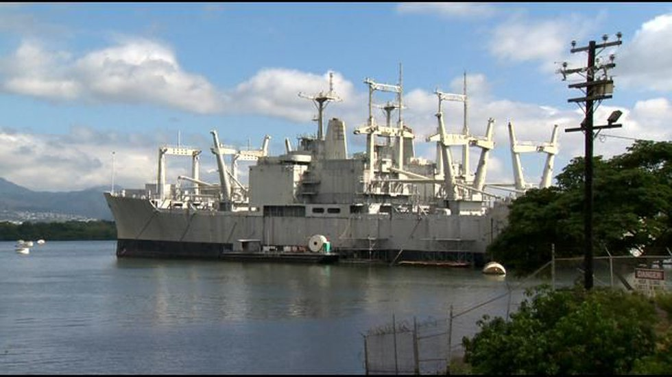 Three workers were injured and two were killed in a buoy accident in Pearl Harbor in 2014