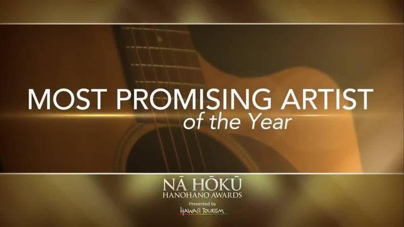 2019 Na Hoku Hanohano Awards: Most Promising Artist of the Year