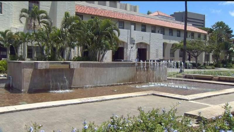 Honolulu Hale / File Image