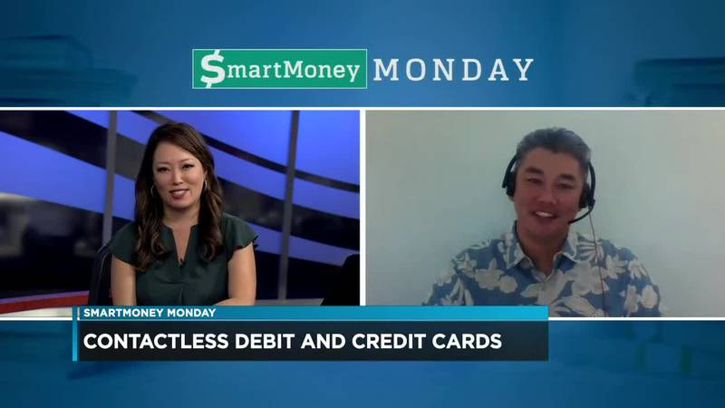 SmartMoney Monday: Contactless credit and debit cards