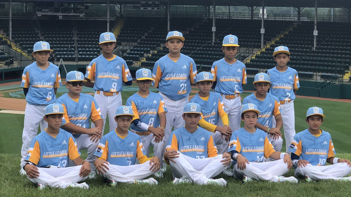 After a lengthy weather delay, Honolulu Little League would take down the Hastings Baseball...