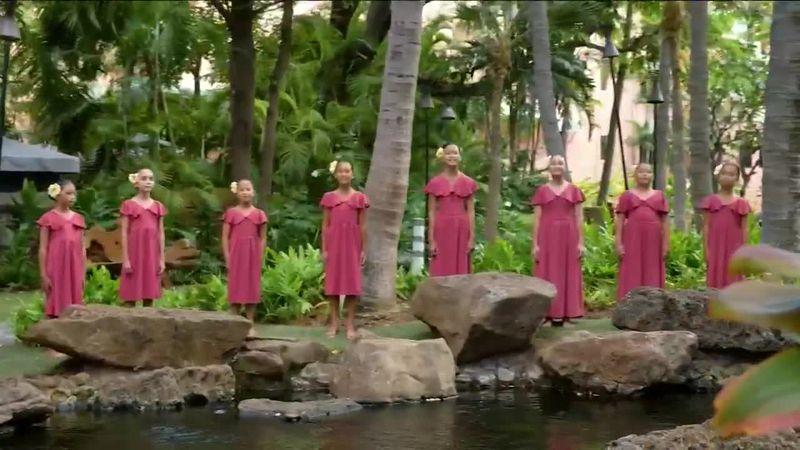 Keiki Hula Hōʻike: Ka Lā ʻŌnohi Mai o Haʻehaʻe