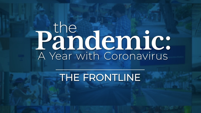 The Frontline - The Pandemic: A Year With Coronavirus