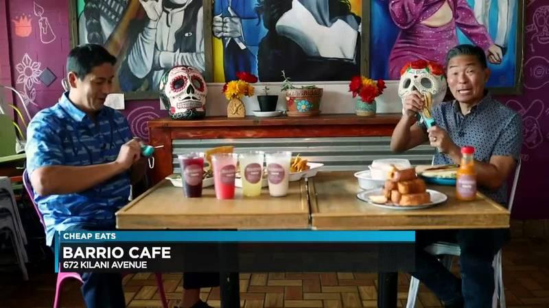 Cheap Eats: Barrio Cafe