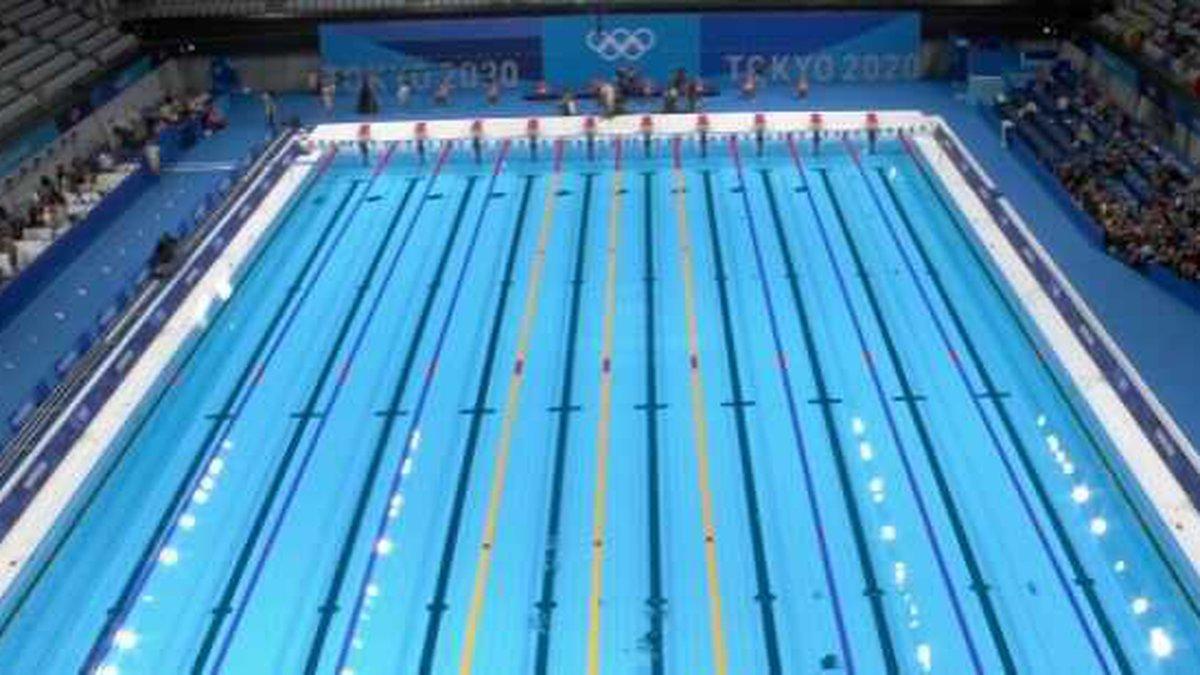 Women's 100m breaststroke
