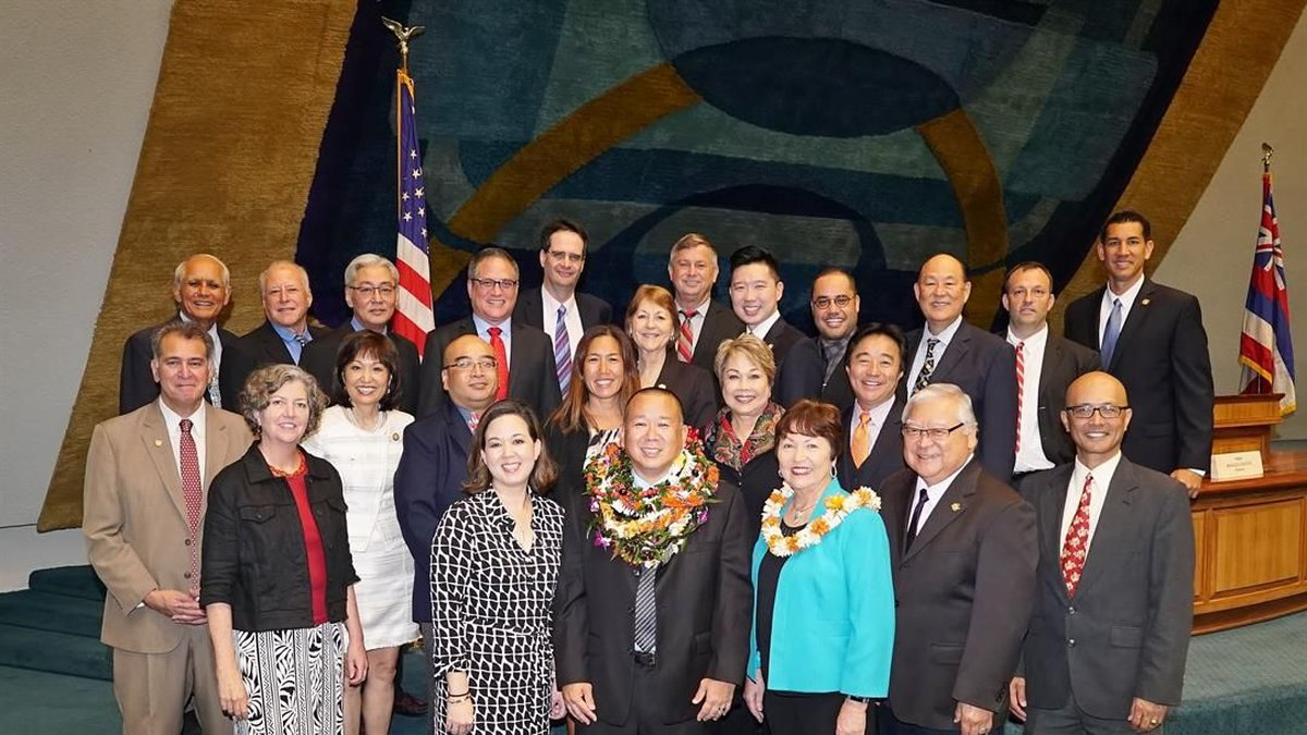 (Image: Hawaii Senate Majority)