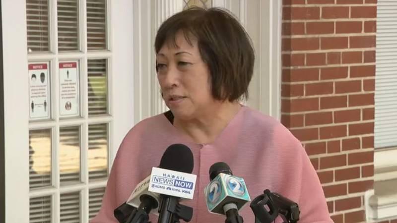 Former Congresswoman Colleen Hanabusa will serve on the HART board.