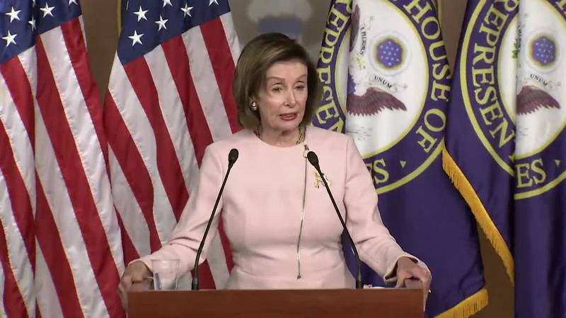 House Speaker Nancy Pelosi said on Thursday the vote on Steve Bannon's contempt charges is an...