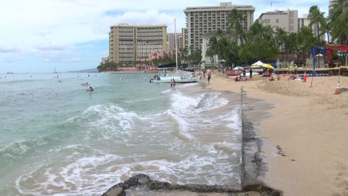 The work is set to begin soon on a project that could help protect the shoreline.