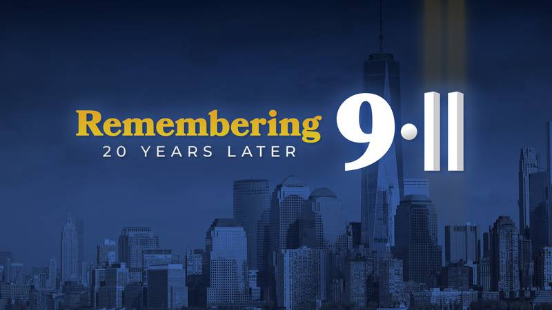 Remember 9/11, 20 years later