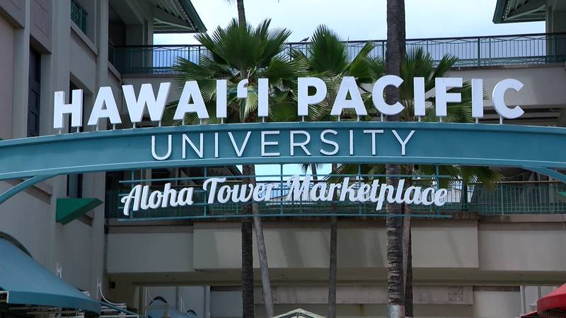 As universities across the nation try to reopen amid the pandemic, Hawaii Pacific University...
