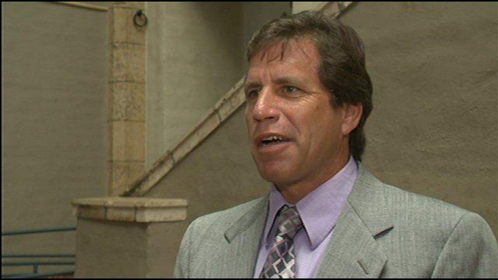 City Councilman Tom Berg